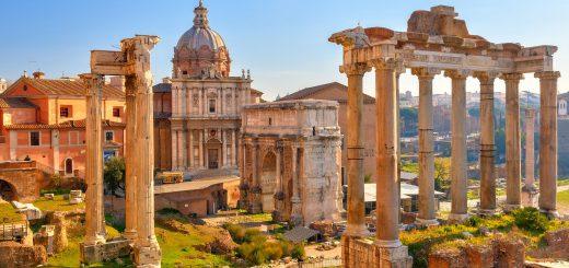 Historia romana 古代ローマ史の流れ
