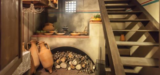 De re coquinaria ローマの料理