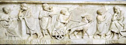 Doctrina puerilis 【ローマ人の子どもの教育】