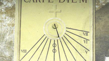 Carpe diem 【その日を摘め】