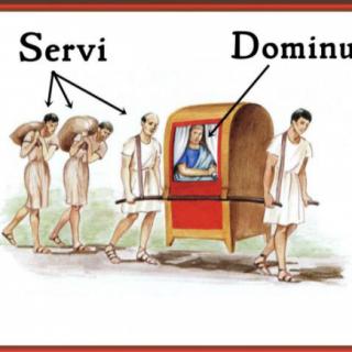 Dominus 【ラテン語の単語・ドミヌス】