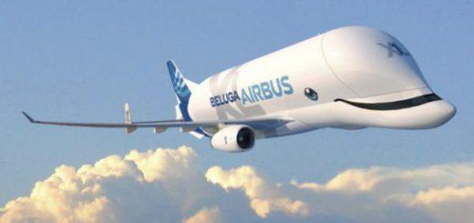 Airbus lance le plus grand avion du monde: le Beluga XL! 【世界最大の飛行機:ベルーガ】