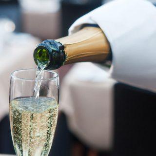 Champagne pour le Nouvel An ! 【シャンパンで祝・新年!】