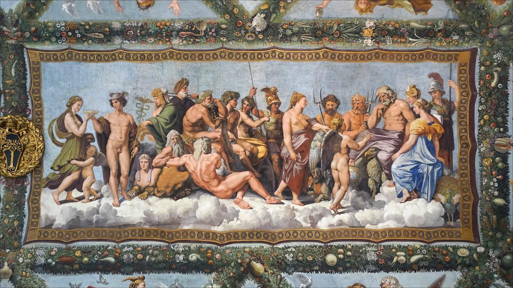 Dei et deae Romani 【ローマの神々】
