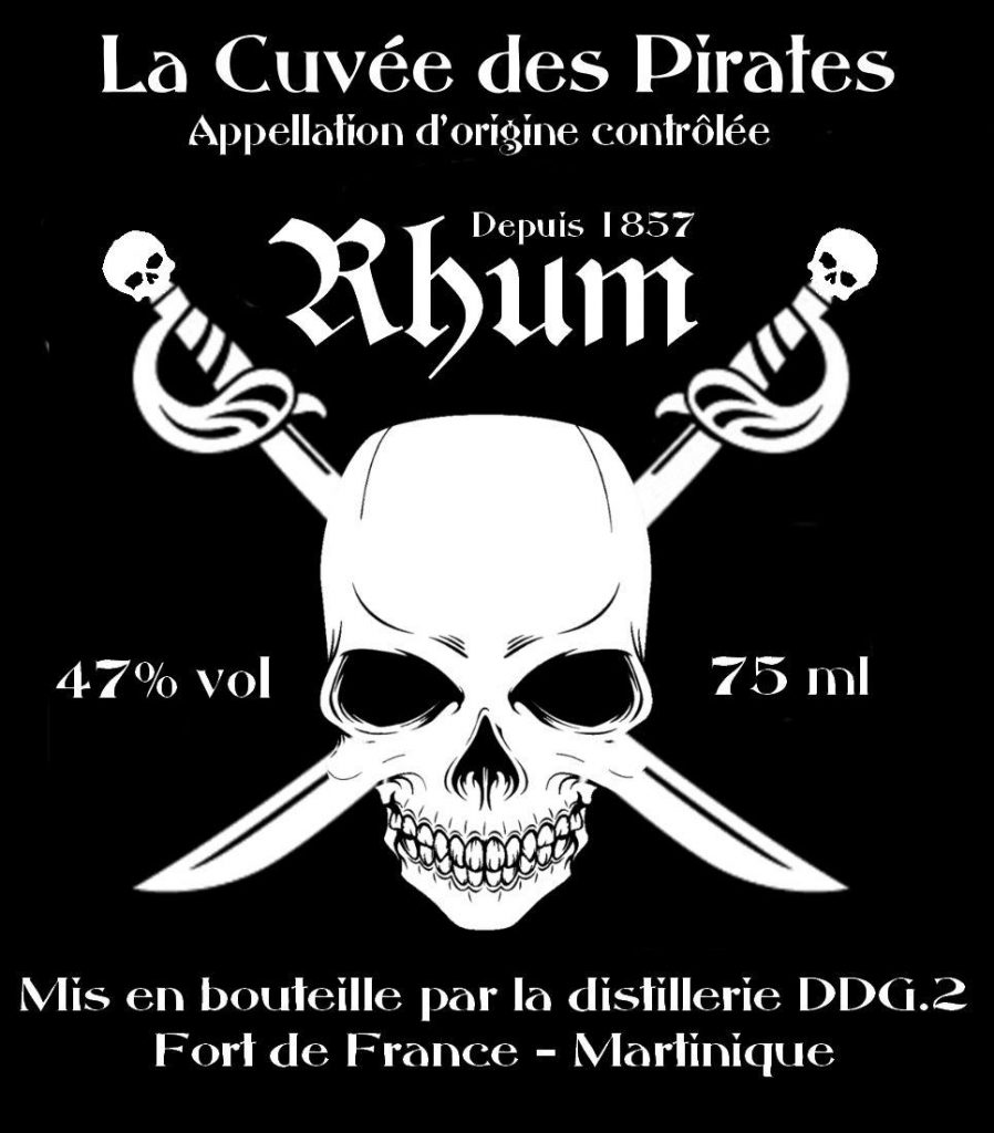 Le Rhum de Martinique【マルティニークのラム酒】