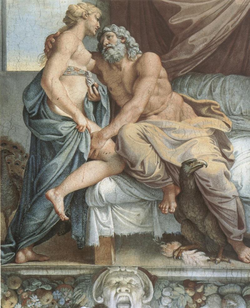 Jupiter et Juno 【ユーピテルとユーノー】