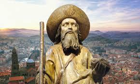 Le pèlerinage de Saint-Jacques-de-Compostelle 【サンティアゴ・デ・コンポステーラの巡礼】