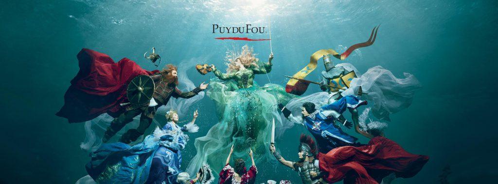 Le Puy du Fou 【ヨーロッパNo.1のテーマパーク】